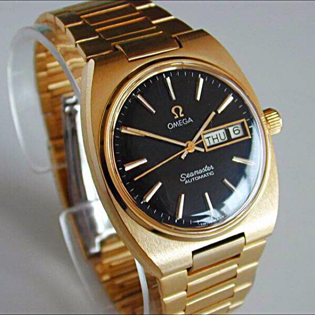0e2252187c13c Vintage Omega Seamaster Cal.1020 Automatic Men s Watch