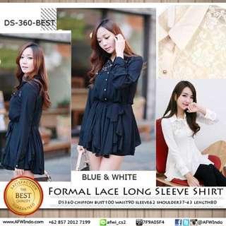 Formal Lace Dress ds360