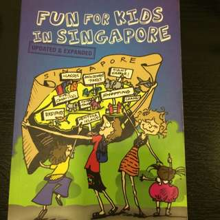 Tips of Fun for kids in Singapore