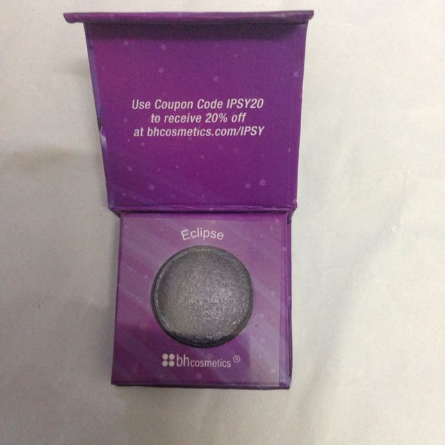 BH Cosmetics Baked Eyeshadow Galaxy Chic, Eclipse