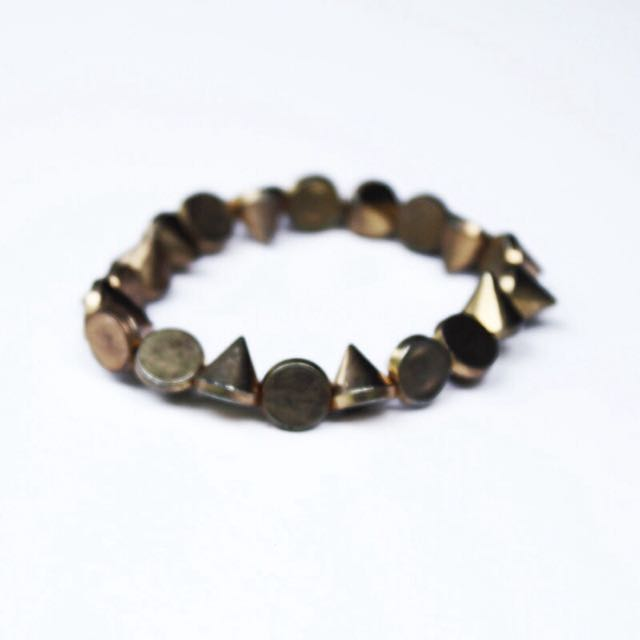 Gold Studded | Gelang