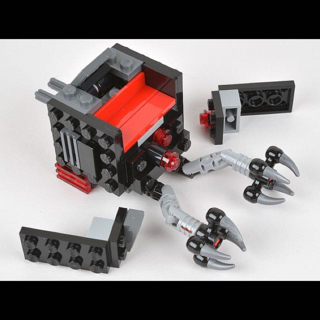 Lego Movie Micro Manager And Skeletron Toys Games On Carousell