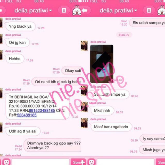 Testimoni Iphone 6 16gb BLACK GRAY