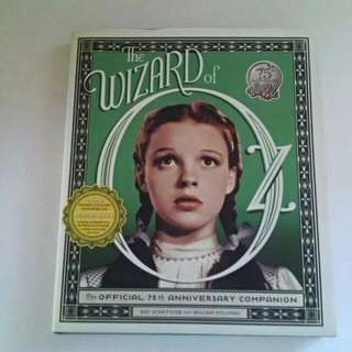 The Wizard Of Oz 75th Anniversary Companion Book. New
