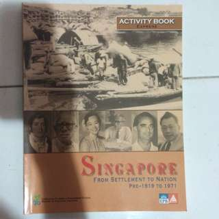 #PayDay30 Lower Secondary History Workbook (Express)