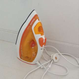 Philips Iron 1 Year Old