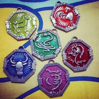 Jackie Chan Zodiac Talisman (Reserved)