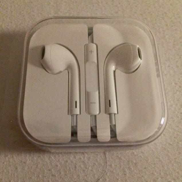 Apple Earphones EarPods