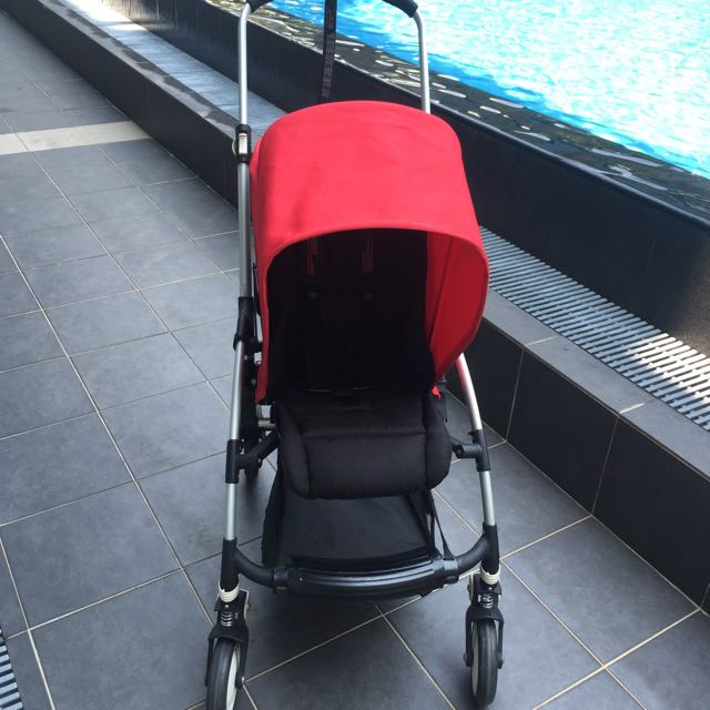 Bugaboo Bee Stroller In Good Condition