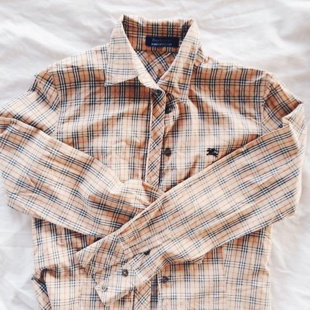 Burberry long sleeves 💕