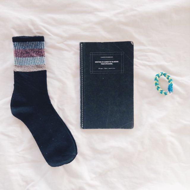 Hippie socks