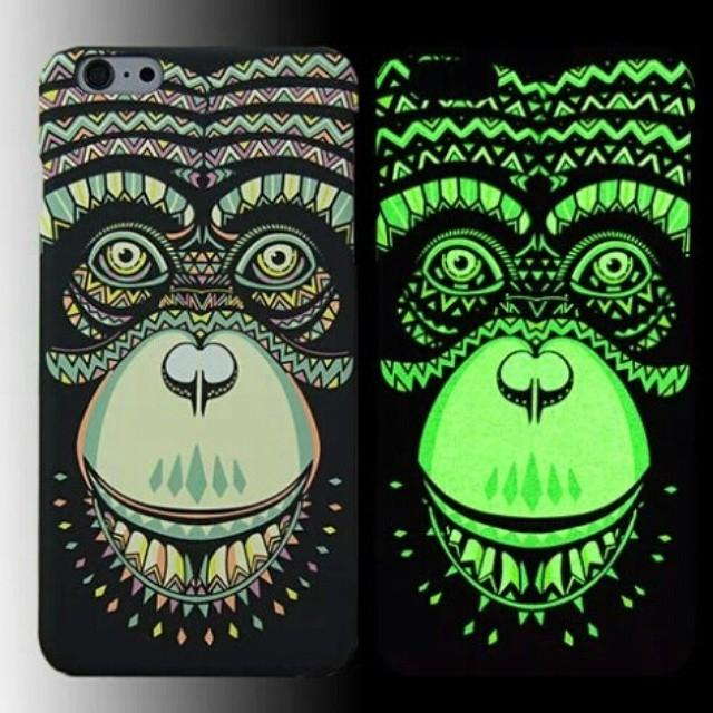 LUXO GORILLA IPHONE CASE