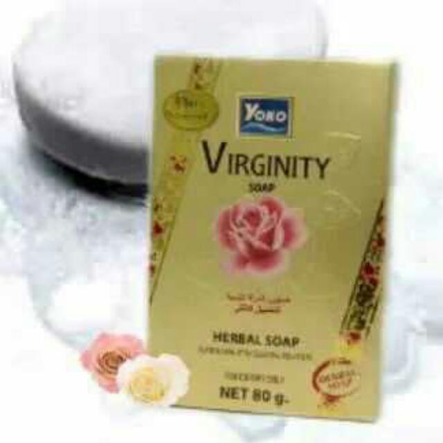 YOKO VIRGINITY SOAP 80g (Y026)