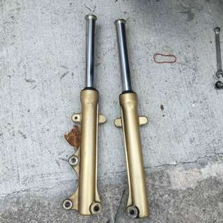 Used. Spark 135 Front Suspension