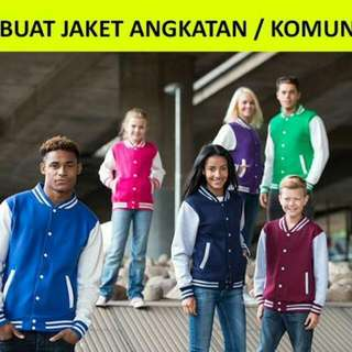 Custom Jaket