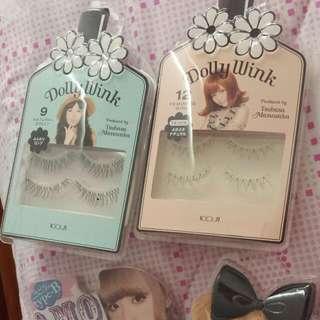 Japanese Brand Eyelashes