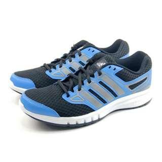 (男)ADIDAS GALACTIC ELITE慢跑鞋黑藍B40432-