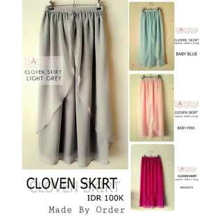 Cloven Skirt