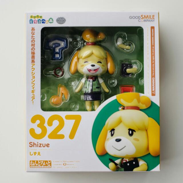 Good Smile Animal Crossing: New Leaf Shizue Nendoroid Action Figure