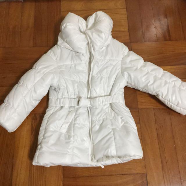H&M Winter Coat For Girls
