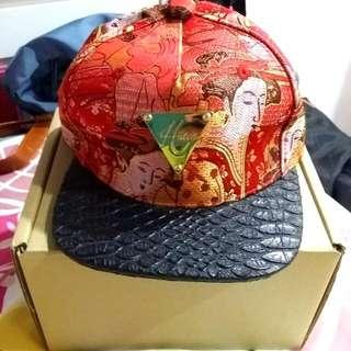 Authentic  Hater Cap (Geisha)