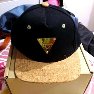 Authentic  Hater Cap ( Black With Cork)
