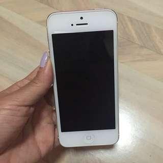 Iphone5 32GB White