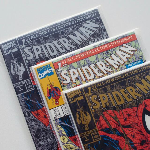 A Lot Of 6 Comic Books