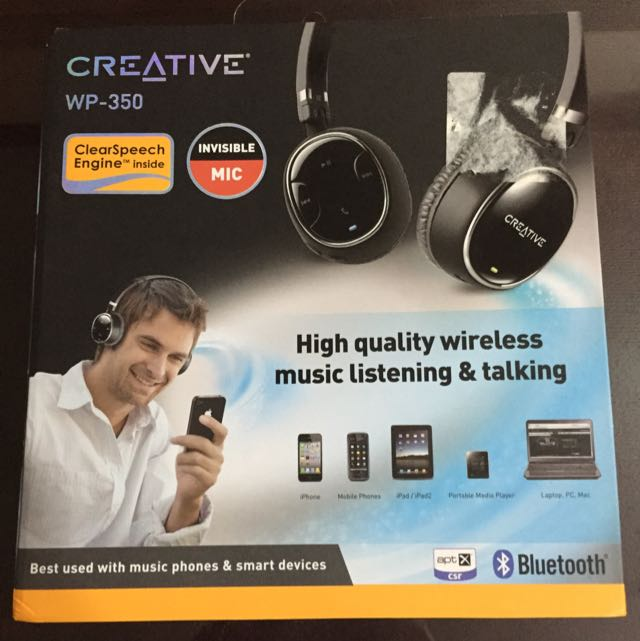 Creative Headset WP-350