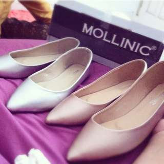 Metallic & Gold Shoes