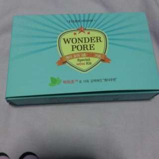 Wonder Pore Travel Kit Set