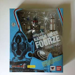 S.H. Figuarts Kamen Rider Fourze Cosmic States