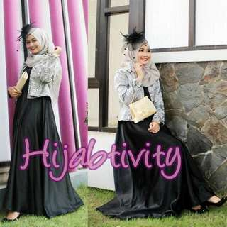 SILVANIA DRESS by Hijabtivity