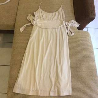 Nude Dress From Eve