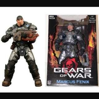 NECA, Gears Of War, Marcus Fenix 12 Inch