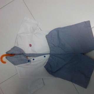 Pcf Boy Uniform Size XL