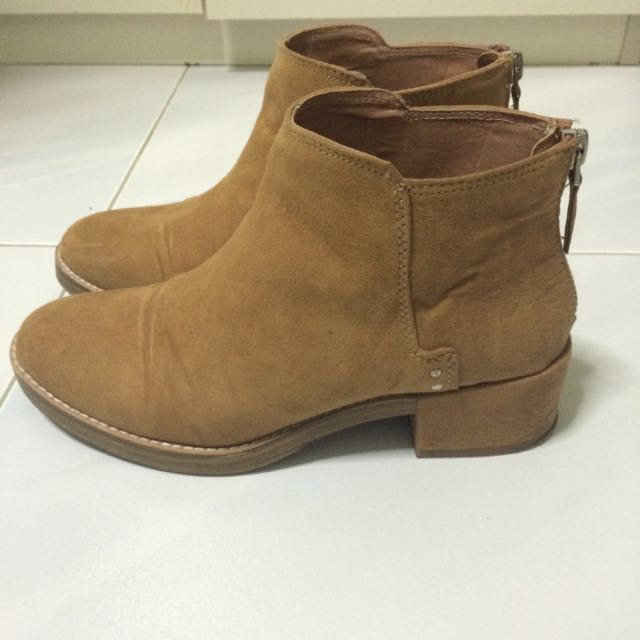Pull and Bear Ankle Boots Authentic