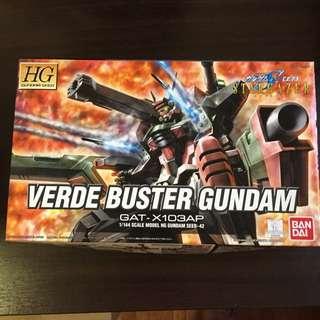 1/144 HG Verde Buster Gundam