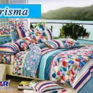 Sprei Star Panca Reasy Stock Sale Size160 Queen