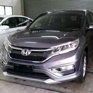 Honda CR-V 2.0L 2WD 2015