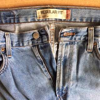 Reserved - AUTHENTIC LEVIS 505 Jeans (Regular Straight Cut)