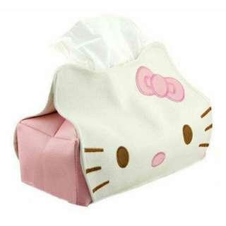 Kitty面紙盒
