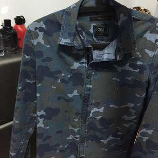 Authentic CKJ Shirt(S) slim Fit