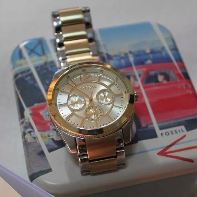 BN Authentic Fossil Watch