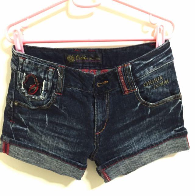 Japan Denim Shorts