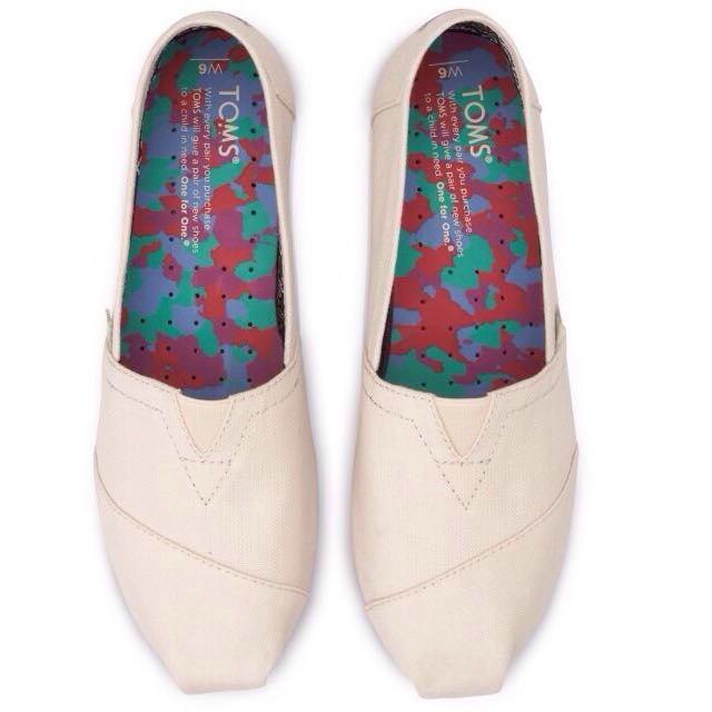 [NEW] TOMS earthwise Classic Woman Flat Shoes