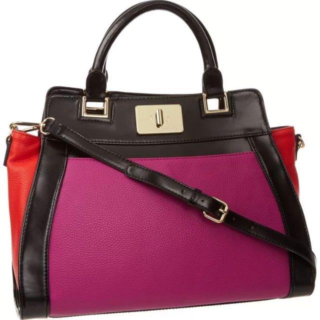 Nine West Pop Diva Satchel Bag