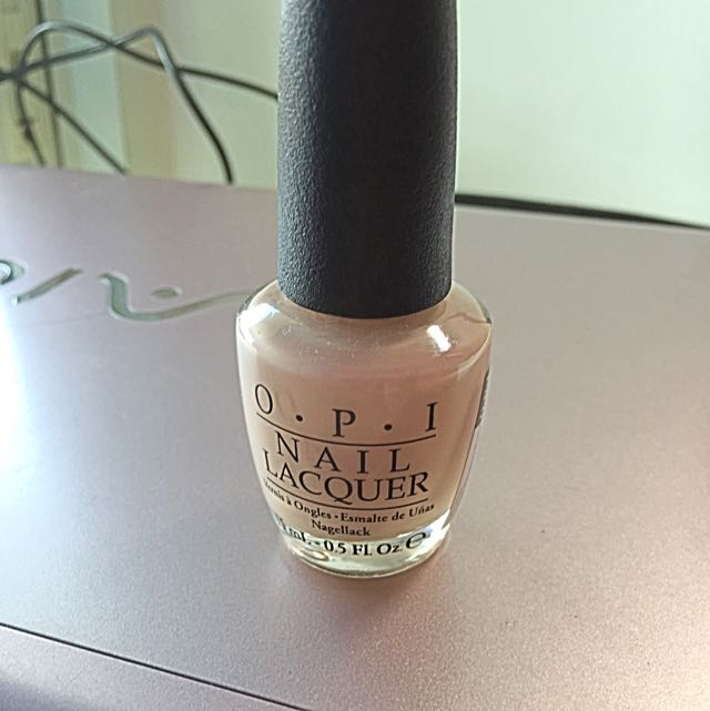 Opi Nail Polish - Samoan Sand - NL P61, Health & Beauty on Carousell