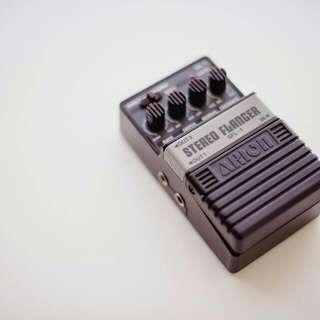 Japanese Arion Stereo Flanger SFL-1(80s)