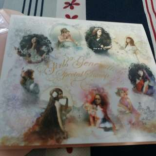 Snsd Stamps Girl Generation Limited Edition Stamps